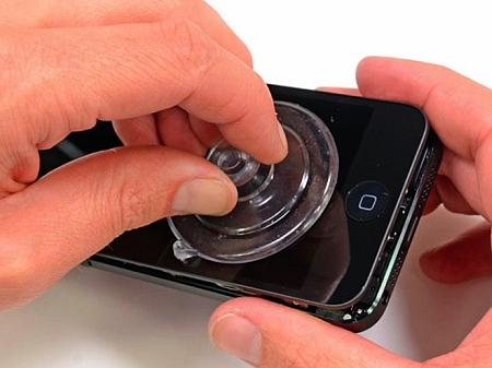как разобрать iphone 5