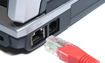 Ноутбук не видит сетевой кабель